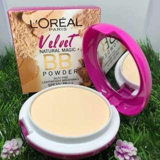bb powder