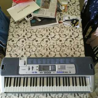Casio Piano Keyboard (with Stand)