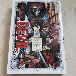 Defense Devil Book 1