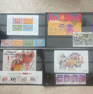 [sale] vintage Macau stamps