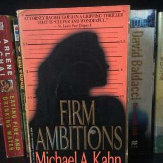 FIRM AMBITIONS (Michael A. Khan