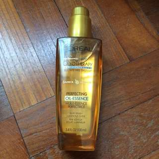 <Tampines> Loreal Hair Oil Essence