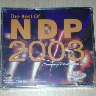 NDP 2003 VCD