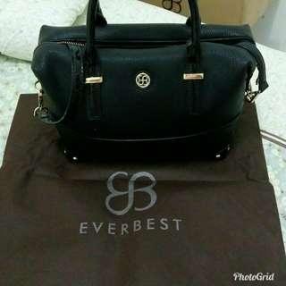 TAS EVERBEST HITAM (EVERBEST BAG) ORIGINAL
