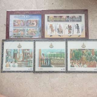[sale] Thai stamps
