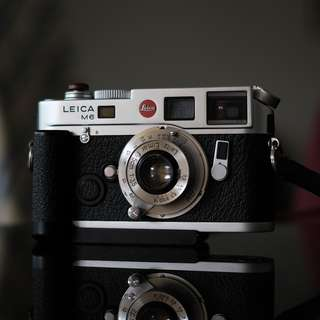 Leica M6 TTL + 50mm f3.5