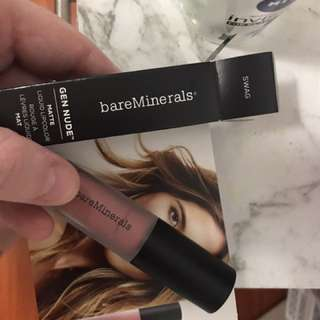 Bare minerals mini SWAG lipstick