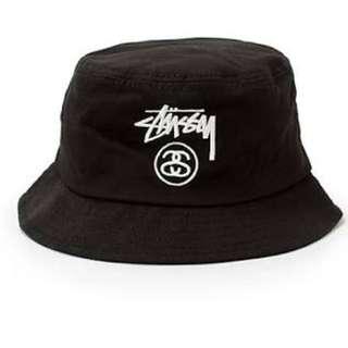 Black stussy hat