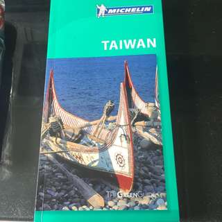 Michelin Taiwan travel guide
