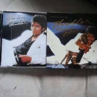 Thriller Special Edition Slipcase