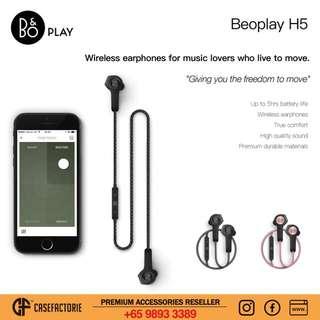 B&O Play Beoplay H5 Bluetooth Wireless Earphone