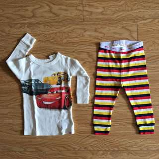 CARs 3 Pyjamas Long Sleeve