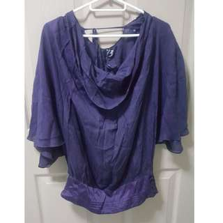 Pepe Jeans Flowy Loose Blouse