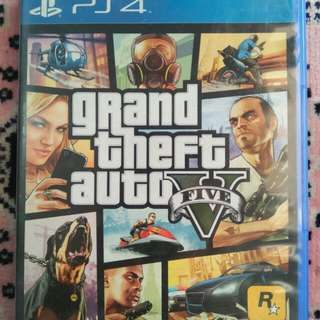 BD BlueRey Disc PS4 GTA5 Reg3 paling Murah
