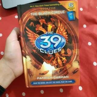 Novel The 39 clues (book five)