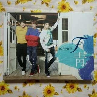 Infinite F Azure album preloved