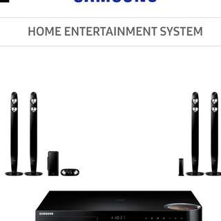 Samsung HT-F6550W Home Entertainment System 5.1