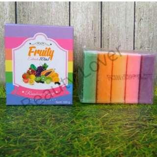 Fruty soap