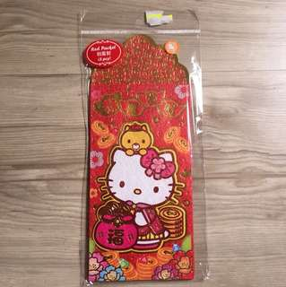 Hello Kitty red packet / angpao / angbao