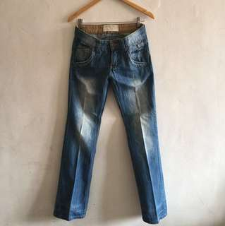 Bayo Denim Pants