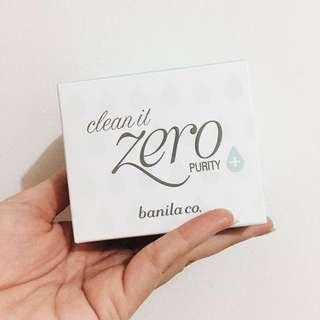BanilaCo Clean It Zero Purity 100ml ORI