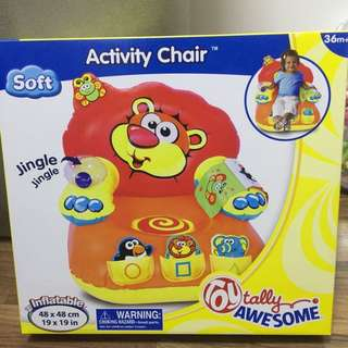 Brand New Inflatable Activity Chair