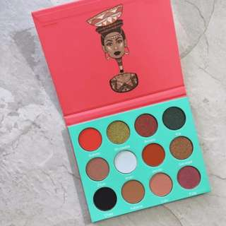 ✨ INSTOCK SALE: Juvias Place The Saharan Eyeshadow Palette