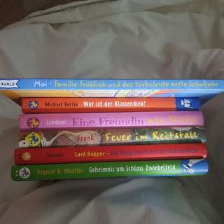 German Story Books for Kids
