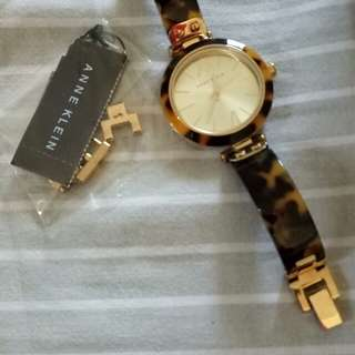 Authentic Tortoise Anne Klein