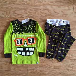 GAP Frankenstein Pyjamas Long Sleeve