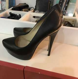 Aldo High Heels Black Pumps
