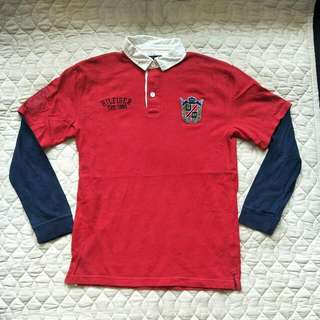 Tommy Hilfiger Long Sleeve Shirt Kids 16-18year