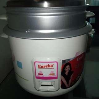 Eureka Rice cooker steamer 1.5L
