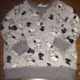 HM Snoopy Pullover