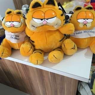 Garfield Soft Toy