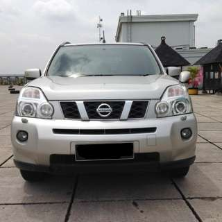Nissan Xtrail ST at 2011 Silver