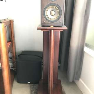 Sound Mechanics S5 DMG MKV speaker stand(不包括掦聲器)