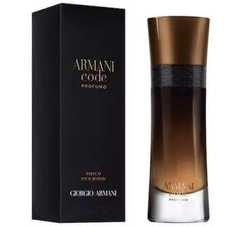 GIORGIO ARMANI - ARMANI CODE PROFUMO EDP 60ML