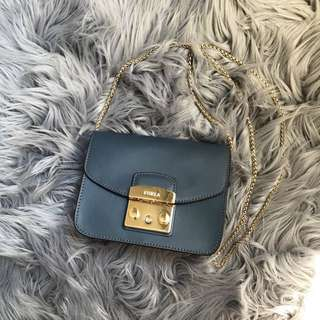 NEW Furla Metropolis Mini Crossbody Bag