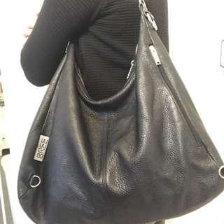 BREE leather hobo convertible bag