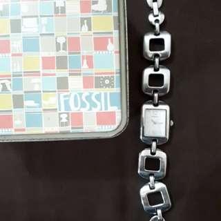 Original fossil watch jam tangan