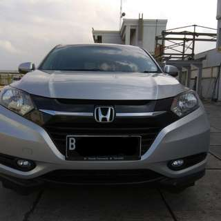 Honda HRV E Cvt At 2015