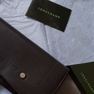 Original long champ dompet