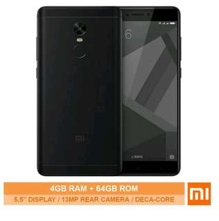 Xiaomi redmi 4x 4gb 64gb (sealed)