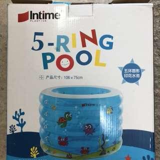5 Ring Pool / Baby Spa Pool