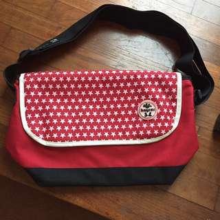 Red Sling Hayrer Bag #HUAT50sale