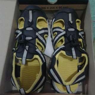Crocodile sepatu sandal size 36