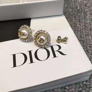 Dior耳環