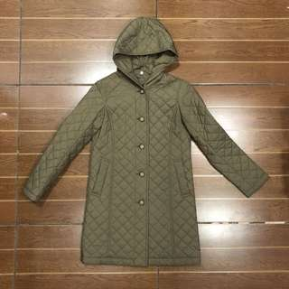 Muji Long Jacket