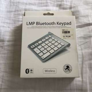 LMP Bluetooth Wireless Keypad